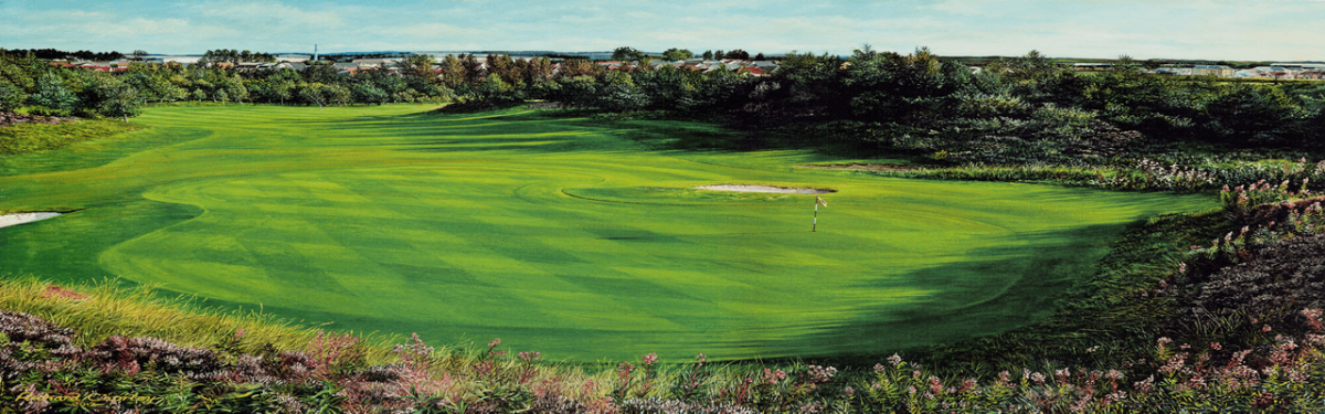 Bathgate Golf Club Featured Image.