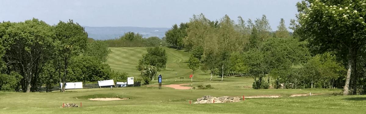 Bridgend Golf Club Featured Image.