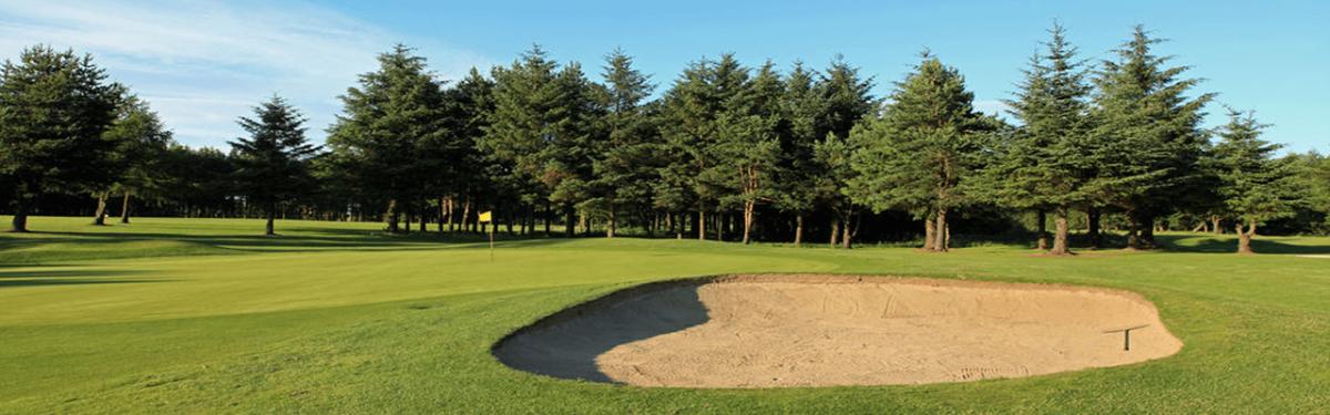 Deer park Golf Club Featured Image.
