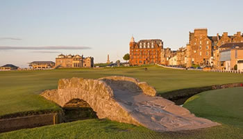 Old Course St Andrews.
