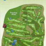 Pumpherston Golf Club Course Layout.
