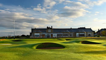 Royal Troon Golf Course.