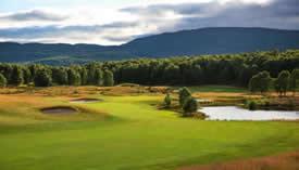 Spey Valley Golf Resort.
