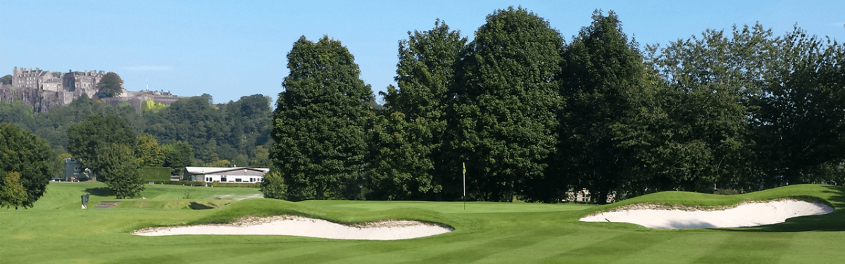 Stirling Golf Club Featured Image.