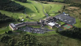 Westerwood Golf Resort.